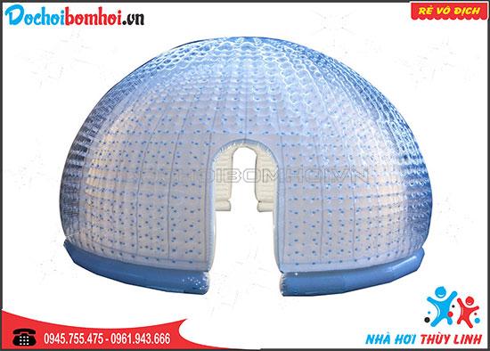 Nhà Hơi Mái Vòm Thuỳ Linh 2020 KT 8m x 4.5m