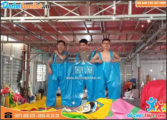 quần chơi team building