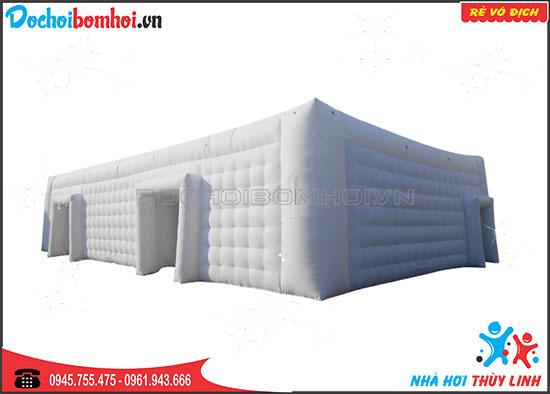 Nhà Lều Bơm Hơi Năm 2020 KT 15m x 12m x 6m