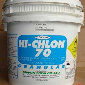 hóa chất xử lý nước bể bơi