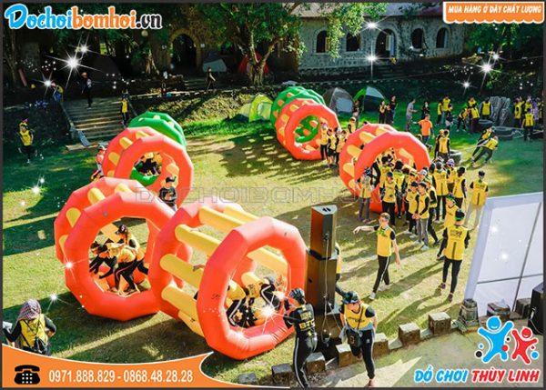 Đồ chơi team building với rất nhiều sản phẩm đồ chơi bơm hơi được các dân team ưa chuộng rất nhiều.