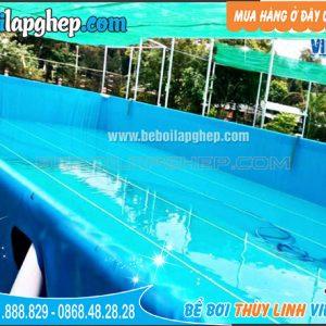 bể bơi thông minh tại Sóc Trăng