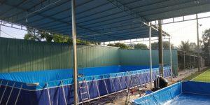 Bể Bơi Thông Minh Lắp Ghép 8,1m x 20,1m 13