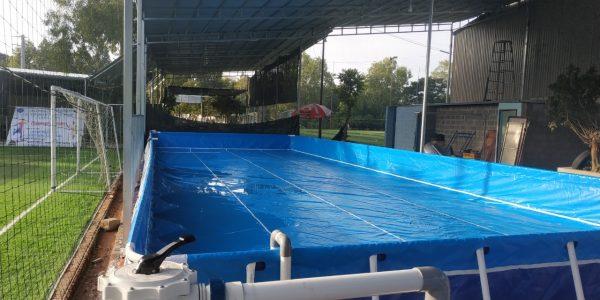 Bể Bơi Thông Minh Lắp Ghép 8,1m x 20,1m 2