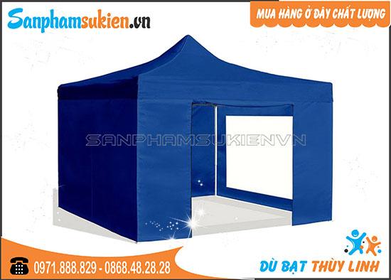 Nhà Lều Xếp Tiện Lợi 3m x 3m
