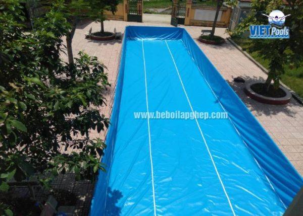 bể bơi lắp ghép dạy bơi bể bơi lắp ghép dạy bơi