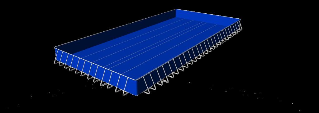 Sản Xuất Bể Bơi Trường Học - Bể Bơi Dạy Bơi Giá Sốc 2020 1