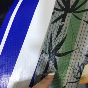 Bạt Nhựa PVC Taya - Bạt Mái Hiên - Bạt Mái Thả 6