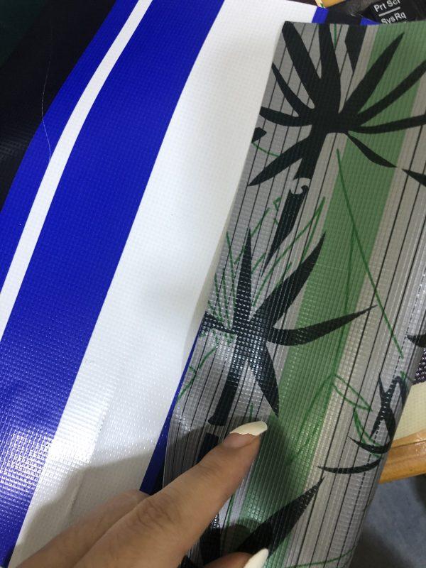 Bạt Nhựa PVC Taya - Bạt Mái Hiên - Bạt Mái Thả 2