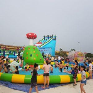 bể bơi phao cỡ lớn