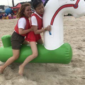 Ngựa Bơm Hơi Chơi Teambuiding Mẫu Mới 2020 10