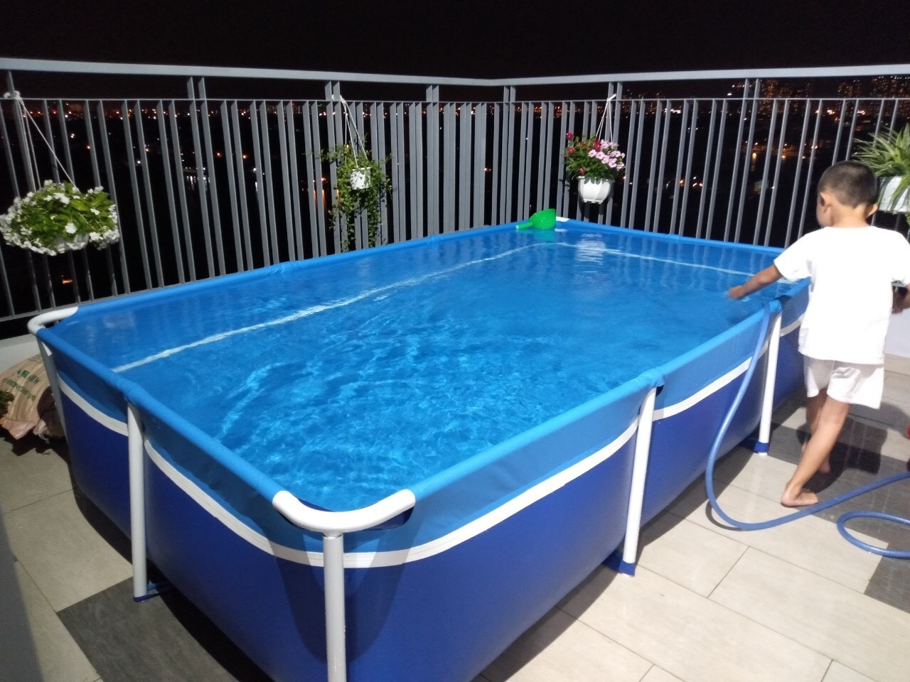 Bể Bơi Mini Gia Đình Giá Rẻ, Free Ship 100% 4
