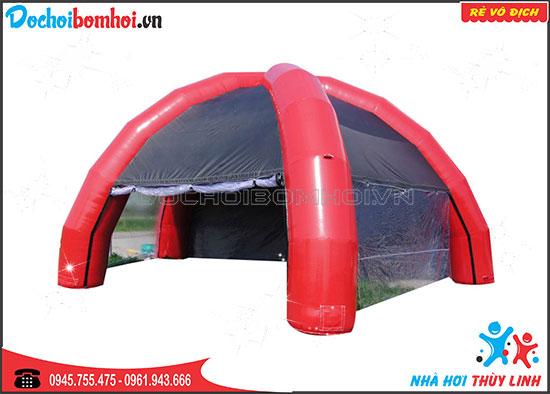 Lều Bơm Hơi Rẻ Đẹp Thùy Linh 2020 KT 6m x 3.5m