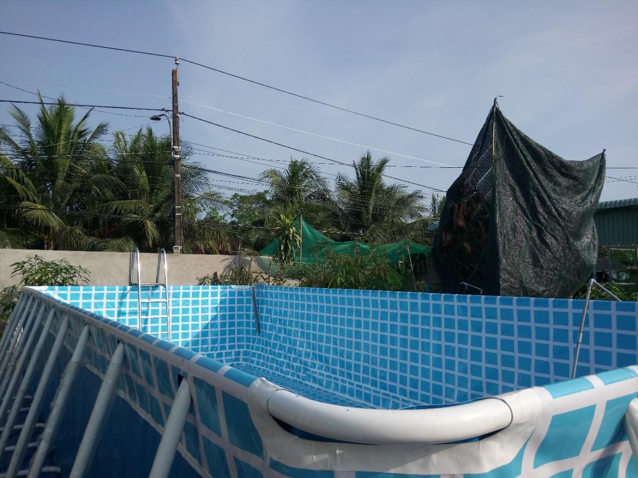 Bể Bơi Mini Gia Đình Giá Rẻ, Free Ship 100% 16