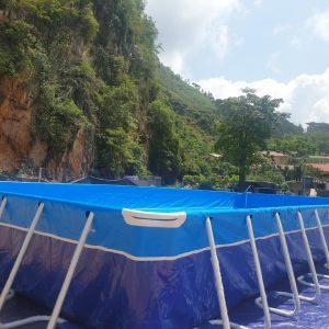 Hồ Bơi Dạy Bơi 9,6m x 20,1m 6