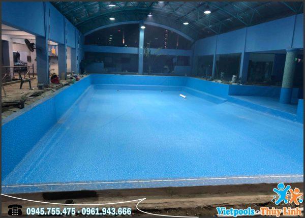 2 Ứng Dụng ,3 Ưu Điểm & 5 Lý Do Làm Hồ Bơi Trải Bạt PVC 6