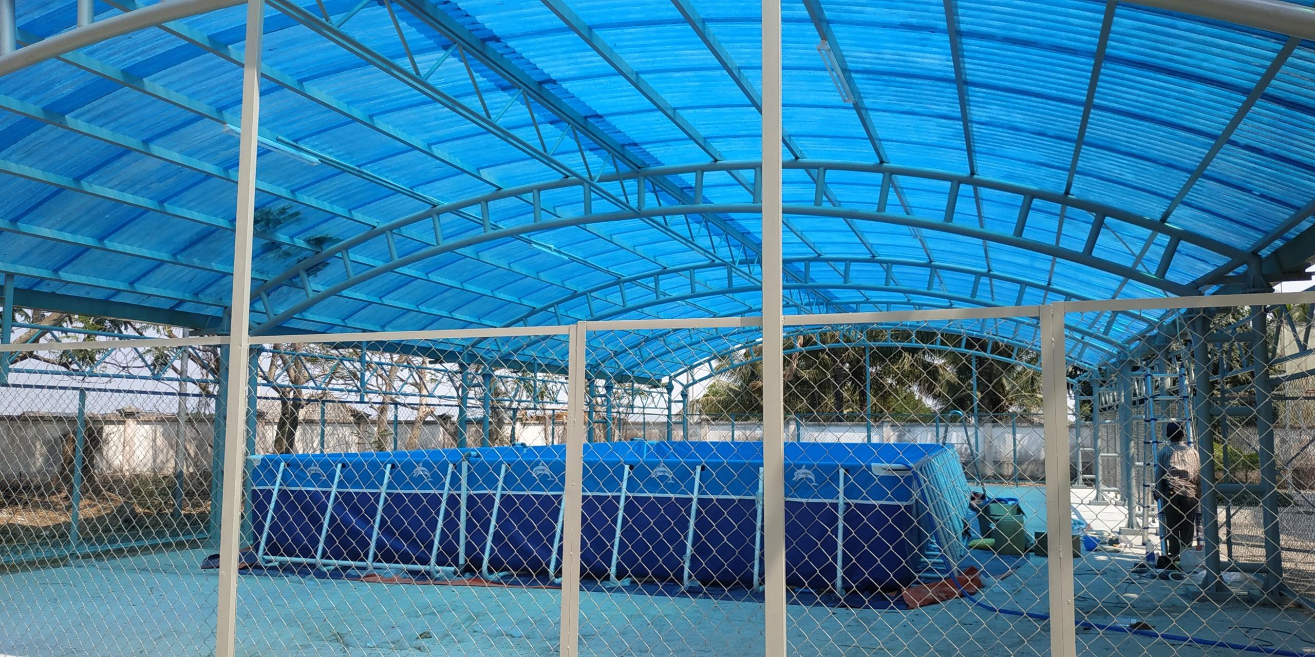 Bể Bơi Di Động Lắp Ghép Tại Cao Bằng Hoạt Động Từ 2019 Đến Này 17