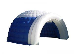 nhà lều bơm hơi mái vòm