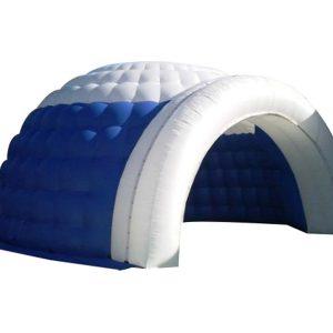 nhà lều mái vòm bơm hơi