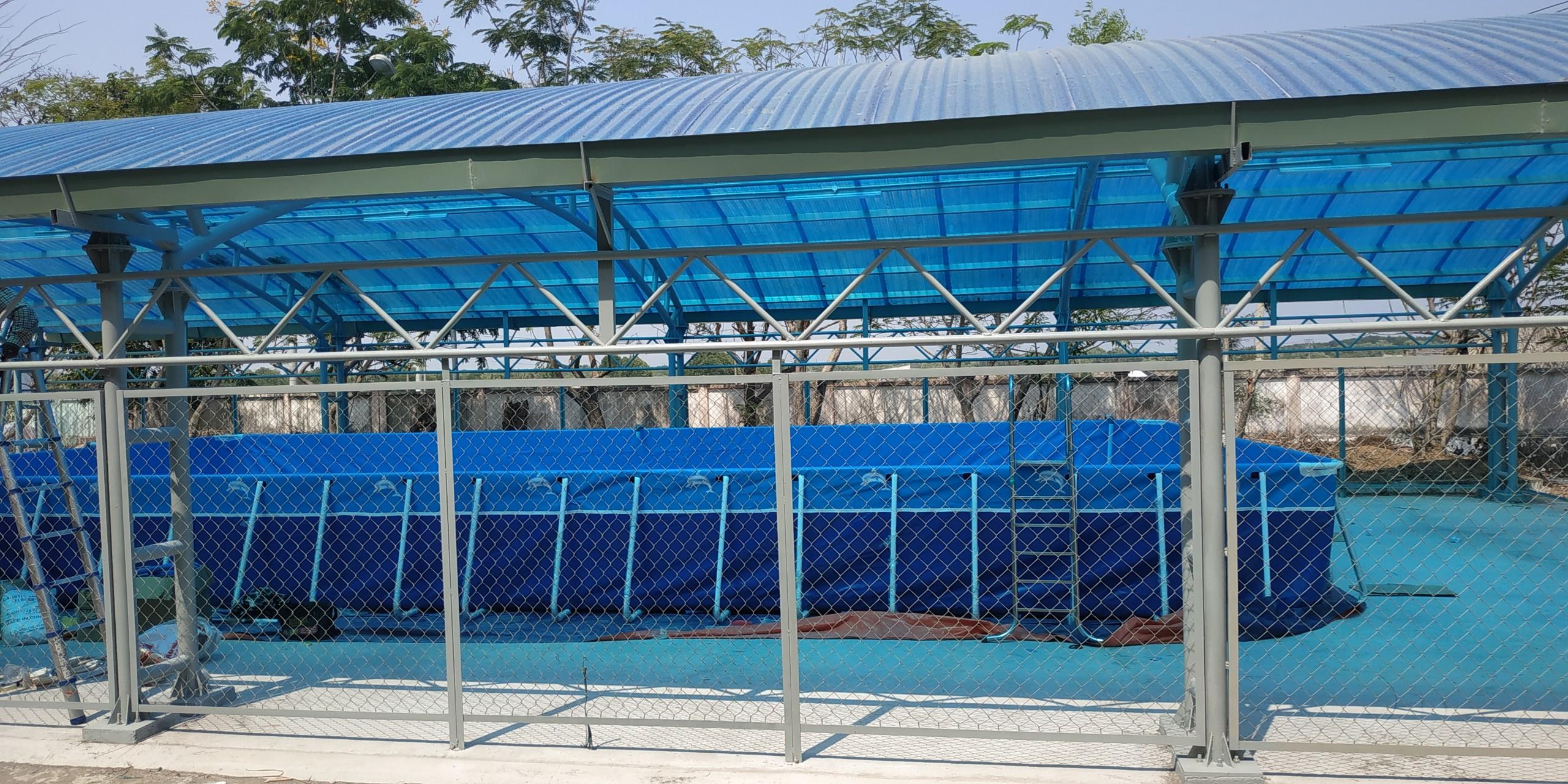 Bể Bơi Di Động Lắp Ghép Tại Cao Bằng Hoạt Động Từ 2019 Đến Này 16