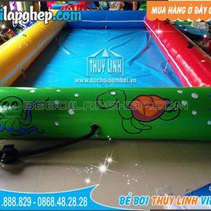 bể bơi bơm hơi cho trẻ em
