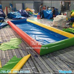 hồ bơi bơm hơi cho trẻ em