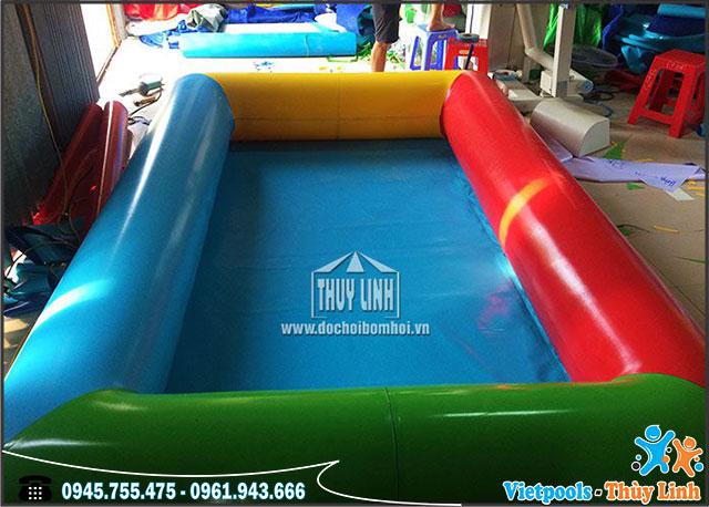 Bể Bơi Bơm Hơi Cho Trẻ Em 2m x 3m