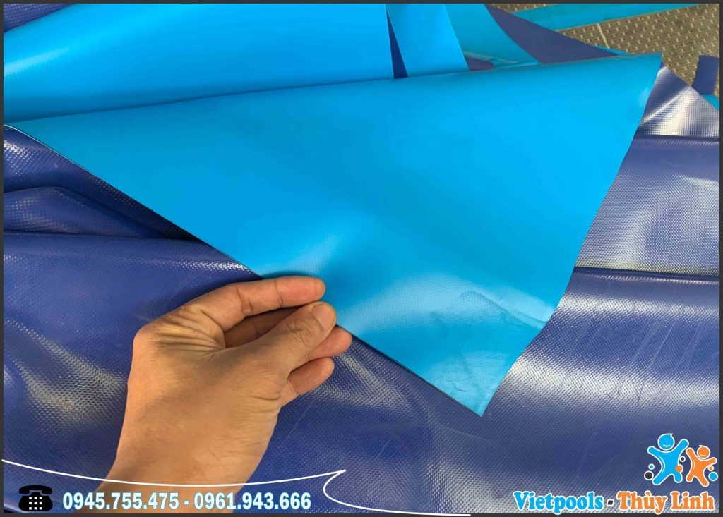 Bạt nhựa PVC nhập khẩu cao cấp