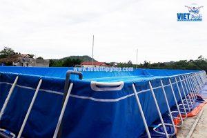 Bể Bơi Thông Minh Lắp Ghép Vietpools 9,6m x 27,6m 11