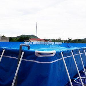 Bể Bơi Thông Minh Lắp Ghép Vietpools 9,6m x 27,6m 6