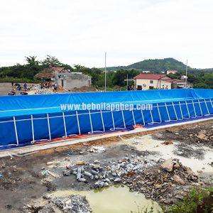 Bể Bơi Thông Minh Lắp Ghép Vietpools 9,6m x 27,6m 7