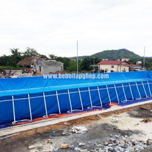 Bể Bơi Thông Minh Lắp Ghép Vietpools 9,6m x 27,6m 5