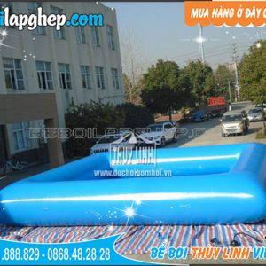 Bể Bơi Bạt Bơm Hơi 4m x 4m x 0,4m 5