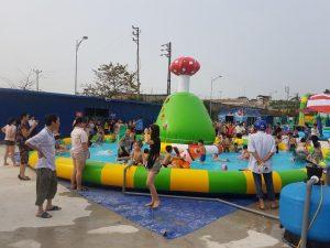 kinh doanh khu vui chơi trẻ em 2020