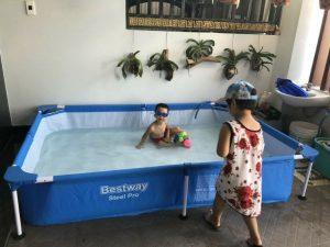 hồ bơi besway 2020