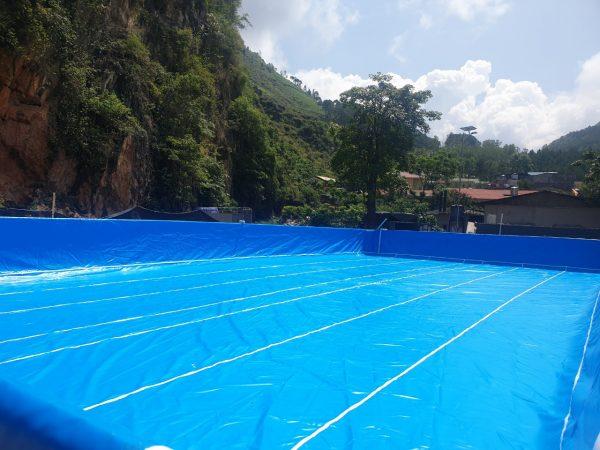 Hồ Bơi Dạy Bơi 9,6m x 20,1m 5