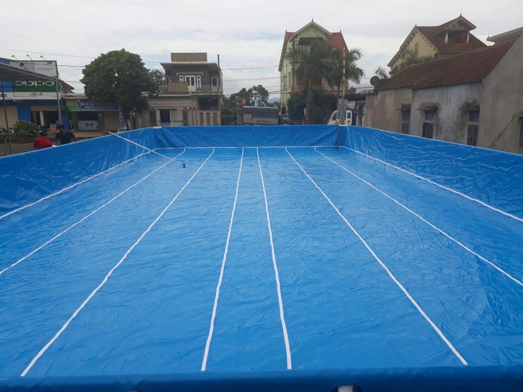 báo giá bể bơi