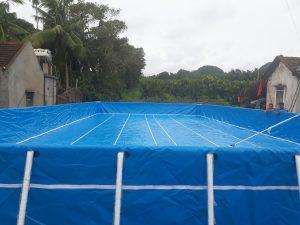 hồ bơi lắp ghép