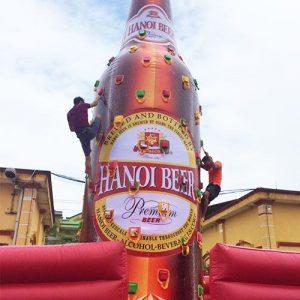 Nhà Hơi Leo Núi Hà Nội Beer 8m x 8m 3