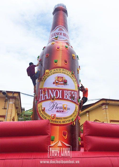Nhà Hơi Leo Núi Hà Nội Beer 8m x 8m 1