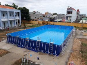 Bộ KIT Test PH và Clo Kiểm Tra Hóa Chất Bể Bơi 1