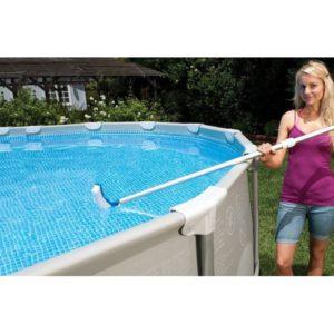 Sào Nhôm Bể Bơi 7M Vệ Sinh Bể Bơi Lắp Ghép 4