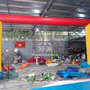 Cổng Hơi Chữ Nhật 3,5m x 6m 3