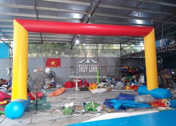 Cổng Hơi Chữ Nhật 3,5m x 6m 1