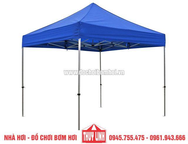Lều Xếp – Nhà Bạt Xếp 2m x 2m