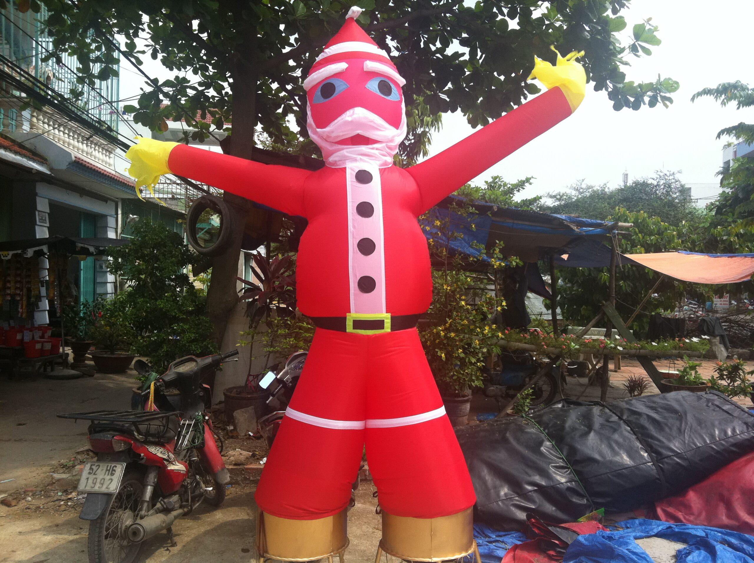 Rối Hơi Ông Già Noel