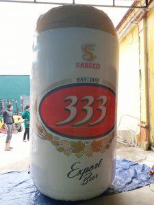 lon bia bơm hơi 333