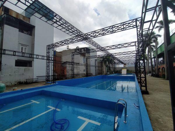 bể bơi âm chất lượng cao