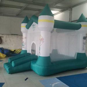 Nhà hơi nhún lâu đài 3mx4m 5