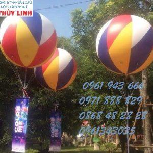 quả khinh khí cầu sự kiện
